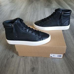 UGG Olli Leather Sneakers.